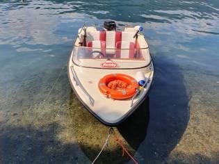 Barca 4.5 Mt. Motore Mercury 25cv
