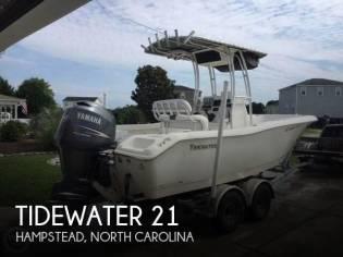 Tidewater 216 CC Adventure