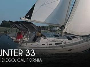Hunter 33