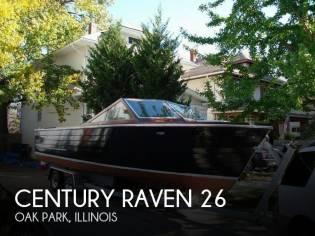 Century Raven 26