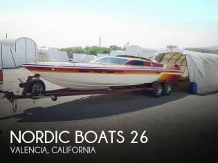 Nordic Boats Viking 26