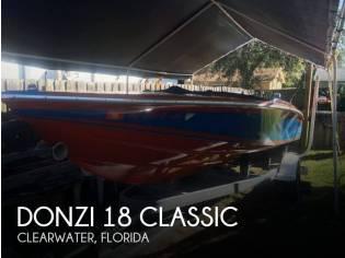 Donzi 18 Classic