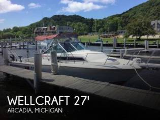 Wellcraft 2800 Coastal Cruiser