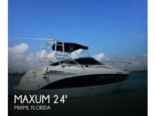 Maxum 2400 SE Sport Cruiser