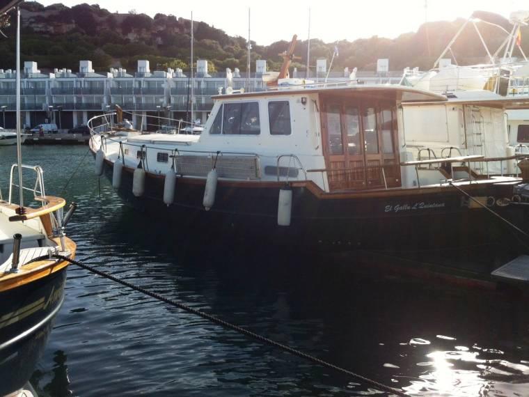 Yacht C160