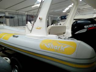 SHARK BOAT Gommone Shark 620