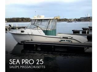 Sea Pro 255WA