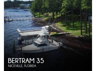 Bertram 35 Sportfisherman