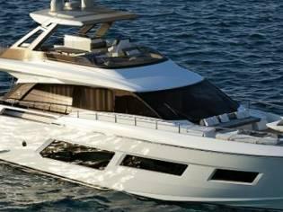 Ferretti Yachts 670 Project