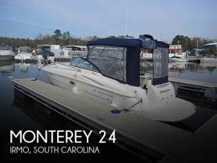 Monterey 250 Sport Cruiser