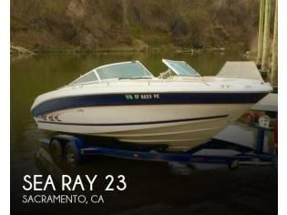 Sea Ray 230 Bow Rider Select Signature