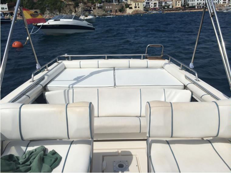 glastron aventura 214 6 4m en port pesquer de palam s. Black Bedroom Furniture Sets. Home Design Ideas