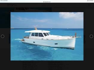 Sasga Yachts Menorquin 54