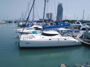 Fountaine Pajot ATHENA 38 Catamaran