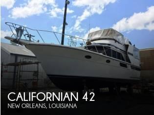 Californian 4207 Aft Cabin Motoryacht Flybridge 42