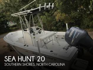 Sea Hunt Triton 202