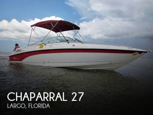 Chaparral 2830 SS