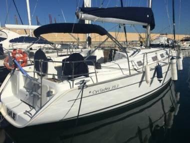Beneteau Cyclades 39