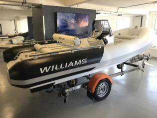 Williams Jet Tenders Sportjet 460