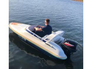 Eigenbau Jet Boat
