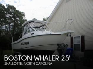 Boston Whaler 235 Conquest