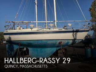 Hallberg-Rassy 29