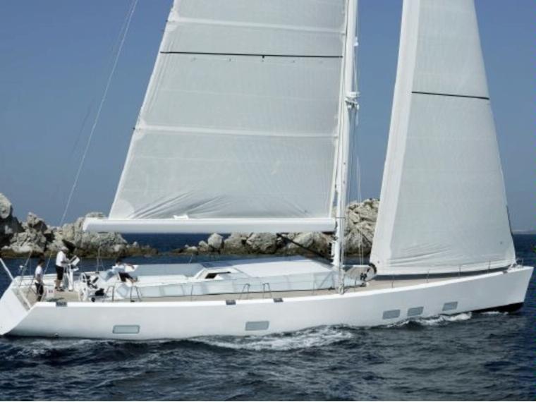 Swan 82 Custom