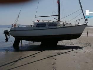 Leisure yachts/cobramold ltd Leisure 23
