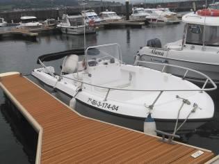 Angler boat 18f