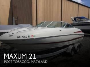 Maxum 2100 SC