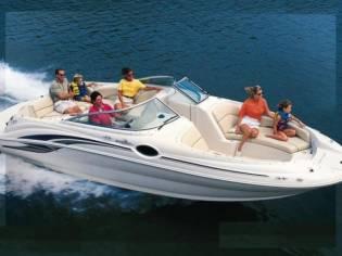 Sea Ray 240 Sundeck con motor nuevo