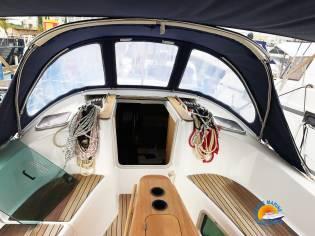 Jeanneau Sun Odyssey 39 Deck Saloon