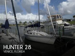 Hunter 28