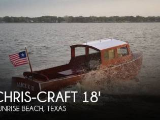 Chris-Craft 18 Utility