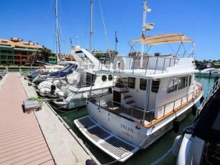 OAJX trawler 3900 sedan Trawler Yacht