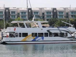 57 Foot Power Catamaran