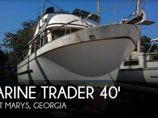 Marine Trader 40 Double Cabin