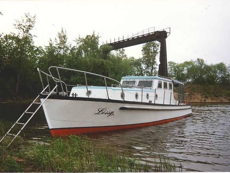 andere barkasse ehemaliges polizeiboot en alemania barcos a motor de ocasi n 75249 cosas de. Black Bedroom Furniture Sets. Home Design Ideas