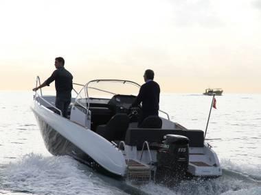 Ocean Master 6,30 WA Navigator