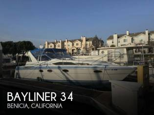 Bayliner 3450 Avanti Sunbridge