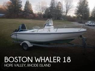 Boston Whaler Dauntless 180