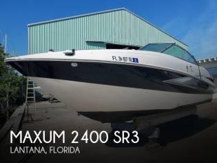 Maxum 2400 SR3