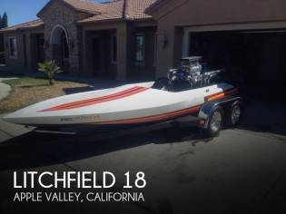 Litchfield 18 Drag Boat