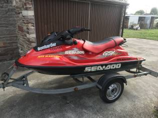 Bombardier SEA DOO GSX Limited