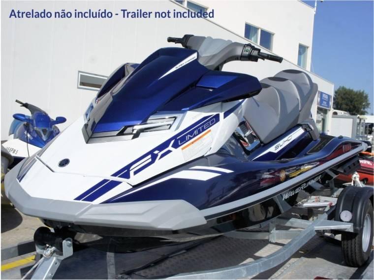 Yamaha fx svho cruiser limited novo em venda 56567 for Yamaha fx limited