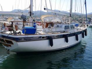 Belliure 50 Ketch