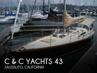 C & C Yachts 43