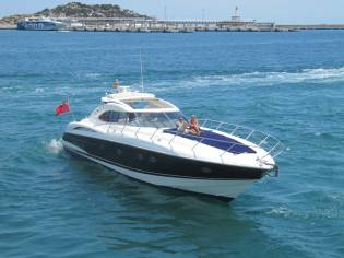 SUNSEEKER PREDATOR 58 (60FT)