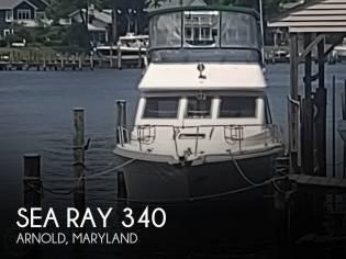 Sea Ray 340 Convertible