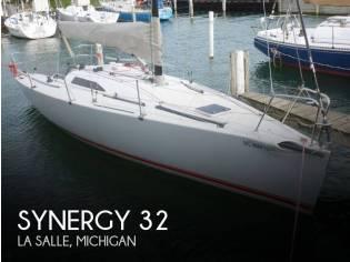 Synergy 1000 Racing Yacht